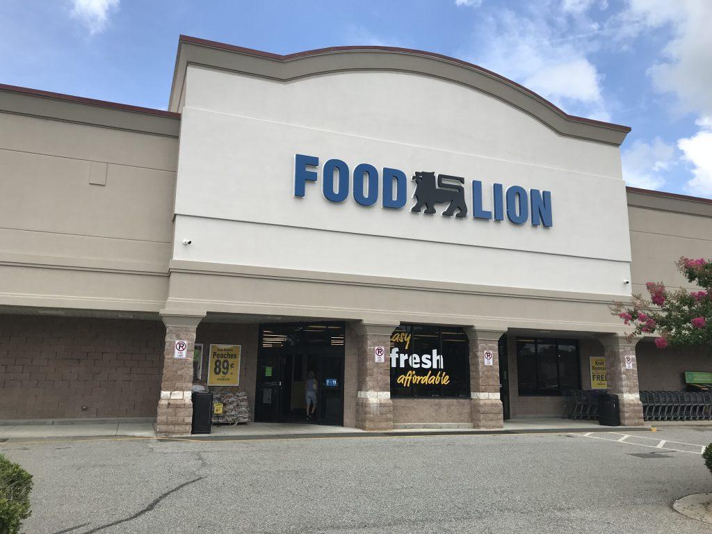 Food Lion 1932 Mocksville